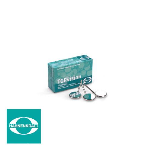 Topvision-Mundspiegel mit Rhodium-Verspiegelung