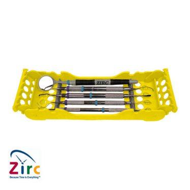 Kleine E-Z Jett Kassette, neon-gelb