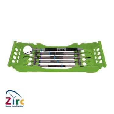 Kleine E-Z Jett Kassette, neon-grün