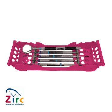Kleine E-Z Jett Kassette, neon-pink
