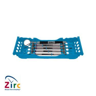 Kleine-E-Z-Jett-Kassette,-neon-blau
