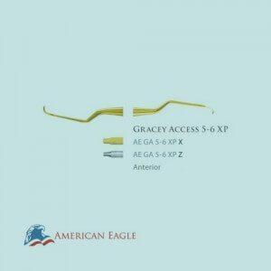 American Eagle Küretten XP Technologie